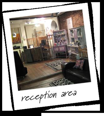 Exeter Salon Reception